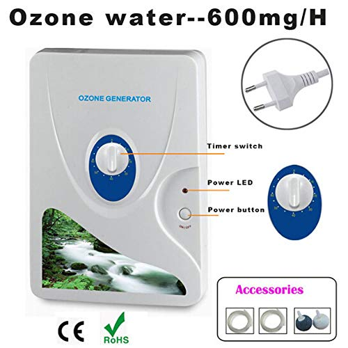 Evaky 600 MG generador de ozono purificador de Aire ozonizador ozonizador ozono ozono...
