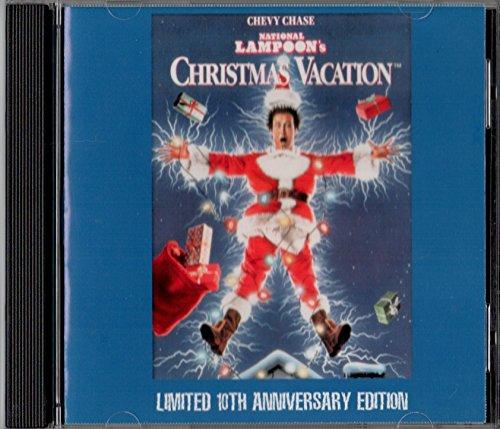 Christmas Vacation Soundtrack Schöne Bescherung Filmmusik Motions Picture Score Limited 10 Year Edition mit Einzel ID Nummern (Christmas Soundtrack Vacation)