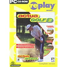 Image of Actua Golf 2 - Replay (PC CD) - Comparsion Tool