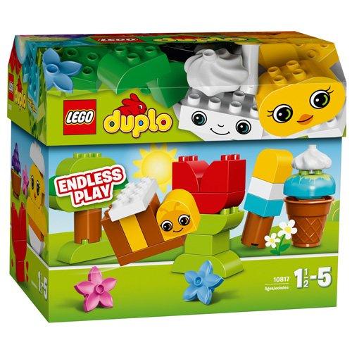 LEGO DUPLO BAUL CREATIVO - JUEGOS DE CONSTRUCCION (MULTI)