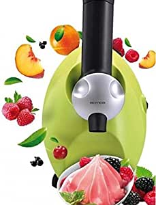 Chef Fruit Icer Vert Anis Machine à Sorbet à Glace Sorbetière