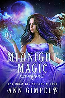 Midnight Magic: A Paranormal Romance by [Gimpel, Ann]