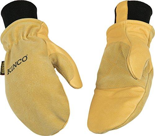 Kinco gefüttert Schweinsleder Handschuhe Handschuh, L, 1 -