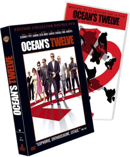 Preisvergleich Produktbild Ocean's Twelve - Edition Collector Limitée 2 DVD (inclus 1 CD avec la musique de et inspirée par le film)