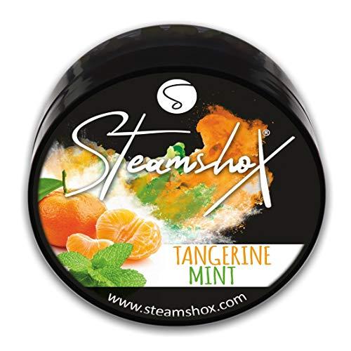 SteamshoX® Tangerine Mint CBD Edition 70g Dampfsteine (Steam Stones), nikotinfreier Tabakersatz -