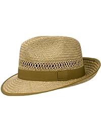 Lipodo Cappello di Paglia Basic Bogart Uomo  62ccb9f828bb