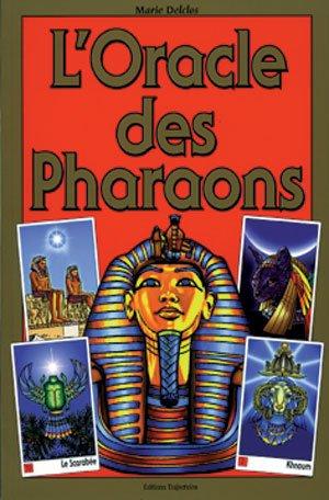 L'oracle des pharaons (livre)