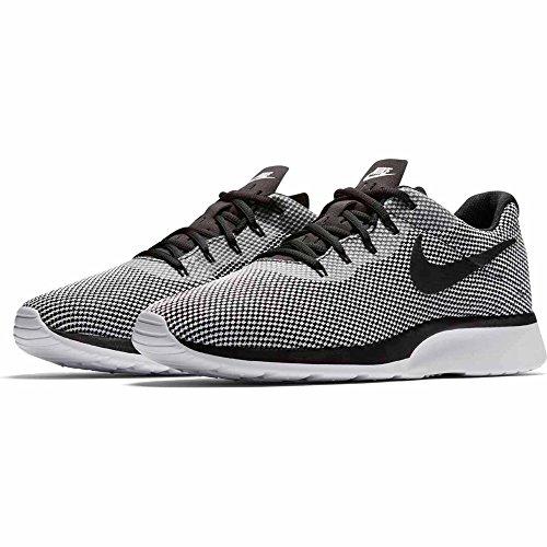 Nike Herren Tanjun Sneaker Schwarz Textil/Synthetik Sneaker 43