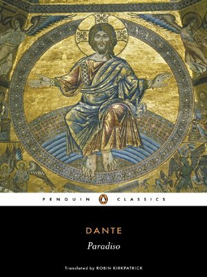 Paradiso - Paradise v. 3: The Divine Comedy (Penguin Classics) by Dante (October 4, 2007) Paperback