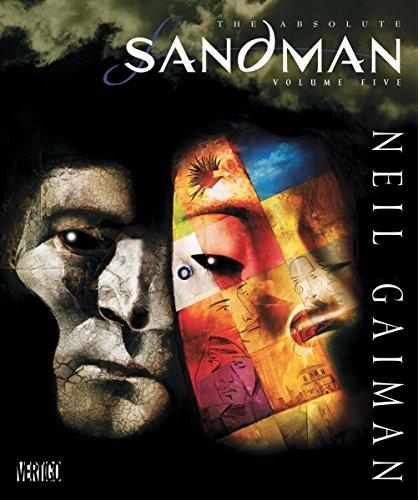Absolute Sandman Vol. 5 Cover Image