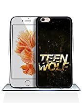 Teen Wolf Logo Coque Case for Iphone 6 / 6s (4.7 inch), TV Teen Wolf Logo Iphone 6 4.7-inch Étui pour téléphone, Très mince Teen Wolf Logo Iphone 6s 4.7 inch Coque Case