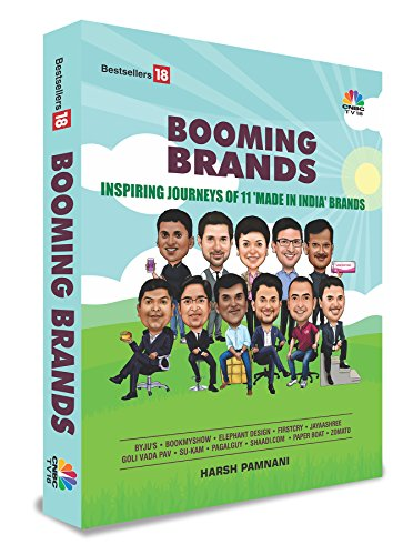 BOOMING BRANDS– INSPIRING JOURNEYS OF 11'MADE IN INDIA' BRANDS