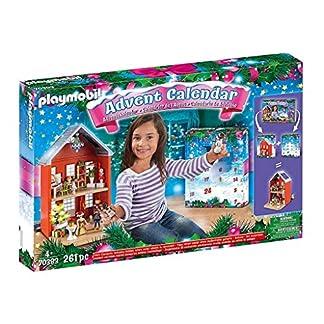 Playmobil Calendario de Adviento Grande Navidad en la Ciudad 70838
