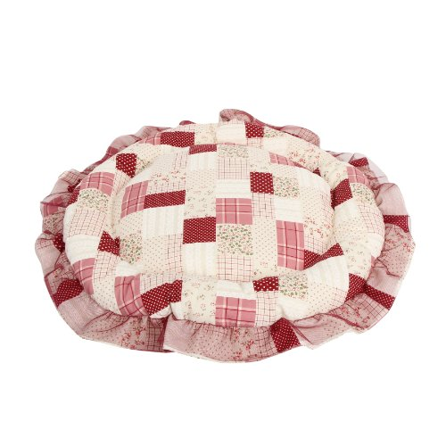pinkaholic-new-york-butterball-dog-cushion-bed-medium-wine