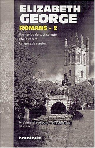 ELIZABETH GEORGE ROMANS N2