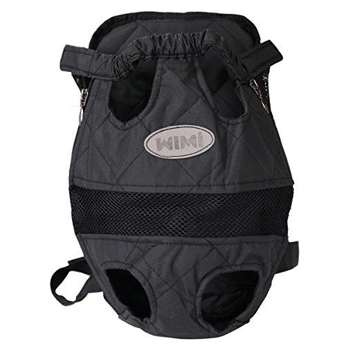 WIMI tragbare Outdoor Reise Rucksack für Katze Hunde Tragetuch Tragetasche/Transporttasche