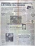 Telecharger Livres VOIX DU NORD LA du 09 02 1950 FELURE DANS LA MOJORITE APRES L ABSENTION SOCIALISTE UN GESTE CAPITAL PAR VARES DEAN ACHESON ANNONCE UN DURCISSEMENT DE LA POLITIQUE AMERICAINE VIS A VIS DE L URSS L AFFAIRE D EMPOISONNEMENT DU NOTAIRE D ETAPLES LA CHAMBRE BELGE ET LA QUESTION ROYALE ENTRETIENS FRANCO SARROIS EGYPTE LE ROI FAROUK EPOUSERAIT NARRIMAN SADEK (PDF,EPUB,MOBI) gratuits en Francaise