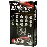 Manforce Super-Xxx Gepunktete Litchi Aromatisierte Kondome - 10 Stück pro Paket (2) durch GladnessEra preisvergleich bei billige-tabletten.eu