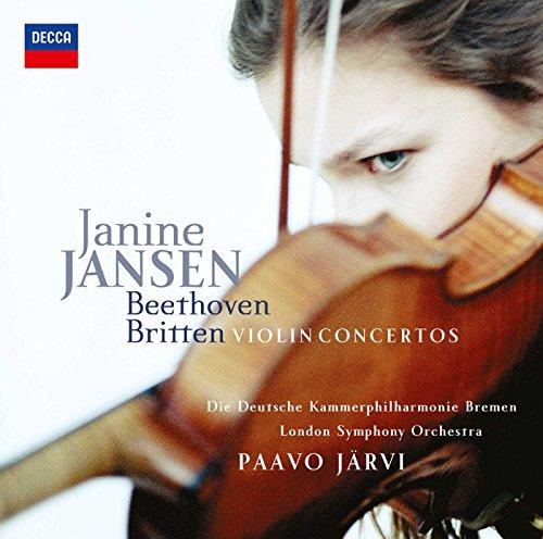 Beethoven & Britten Violin Concertos (Juwelen Klassiker)
