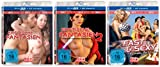 Erotik Super Set 2 - Real 3D Edition (3 3D-Blu-rays mit vielen sexy Girls)