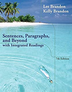 Sentences, Paragraphs, and Beyond: With Integrated Readings (1133591922) | Amazon price tracker / tracking, Amazon price history charts, Amazon price watches, Amazon price drop alerts