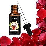 Rosenöl Naturrein. 100% Naturkosmetik Hagebuttenkernöl. Feuchtigkeitscreme kaltgepresst Feuchtigkeit Face oil serum Für Geschmeidige, Gesunde & Dehydrierte Haut