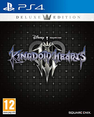 Kingdom Hearts 3 Deluxe Edition - PlayStation 4 [Edizione: Regno Unito]