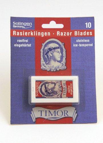 Timor Rasierklingen aus Solingen 20 Stück