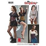 Simplicity Misses' Corset Belts-14-16-18-20-22