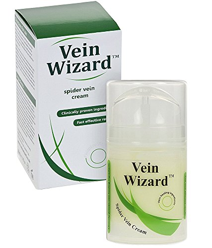 Vein Wizard 50ml Besenreiser Creme