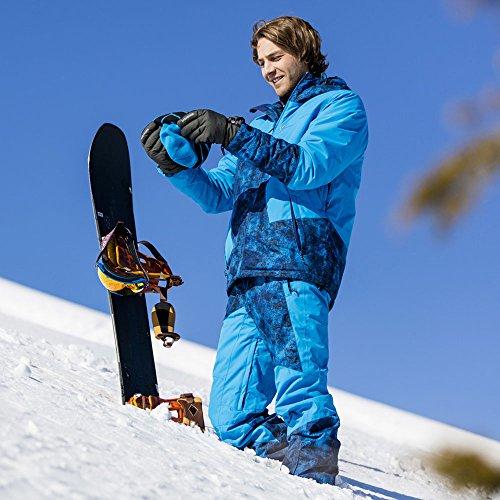 Chiemsee Herren Snowjacket Kamron Dustin Blue