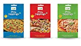#7: Neo Pizza Toppings with Jalapeno, Black and Green Olives, 110g (Pack of 3)