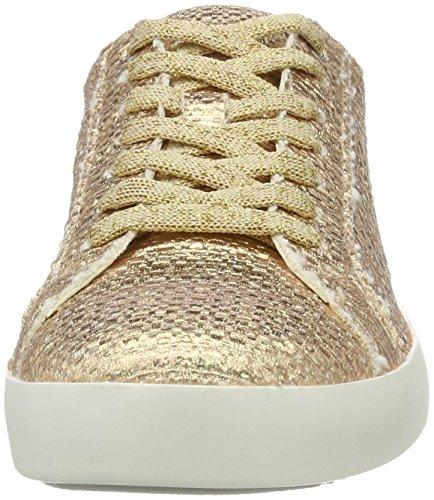 Tamaris 23635, Sneakers Basses Femme Or (ROSE METALLIC 952)