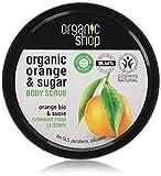 Organico Shop Sicilian Orange Body scrub, 250ml