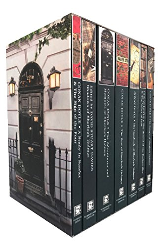Complete Sherlock Holmes Collection (Wordsworth Box Sets) (Sherlock Holmes-box-set)