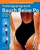 Trainingsprogramm Bauch, Beine, Po, m. Dyna-Band (rot) - Christof Baur