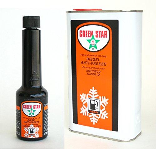 Green star diesel anti-freeze 1 litro