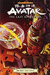 Avatar: The Last Airbender - The Rift Part 3 by Gene Luen Yang (2014-11-18)