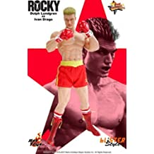 Rocky Hot Toys Sideshow Collectibles Deluxe 12 Inch Action Figure Ivan Drago by Rocky