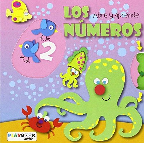 Los números (Abre y aprende) por Equipo editorial
