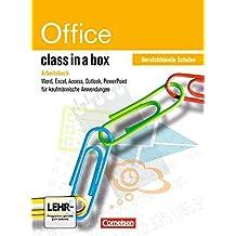 Microsoft Office 2010 : Arbeitsbuch Office 2010. Word, Excel, Access, Outlook, PowerPoint für kaufmännische Anwendungen