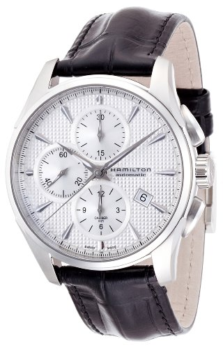 Mens Hamilton Jazzmaster Automatic Chronograph Watch H32596751