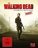 The Walking Dead - Die komplette fünfte Staffel - Uncut [Blu-ray]