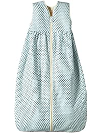 Lana Natural Wear Unisex - Baby Schlafsack Plüsch Punkte
