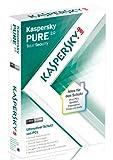 Kaspersky Pure 2.0 Total Security 3 Lizenzen