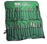 SK Handwerkzeuge 602929Meißel und Durchtreiber Set