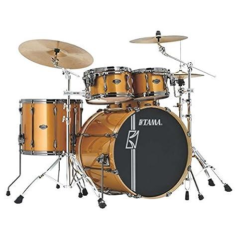 Tama Maple Hyperdrive Drum Kit Shell Pack Golden Yellow Metallic ML52HZBNS-GYM