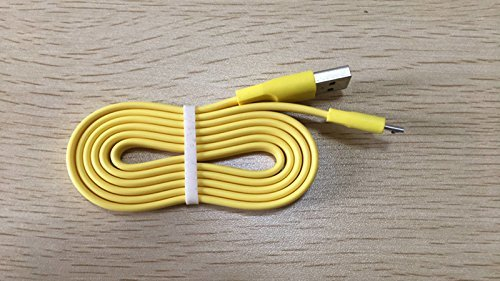 Yellow USB Cable Charger for Logitech Ultimate Ears UE BOOM Bluetooth Speaker  available at amazon for Rs.1619