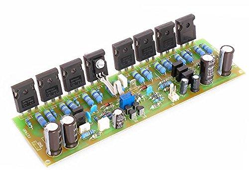 Scheda Amplificatore 400 Watt RMS Mosfet montato e collaudato KIT Professionale