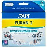 Aquarium Pharmaceuticals Furan -2 Powder Packet